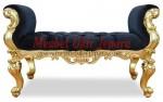 Kursi Sofa Warna Emas