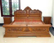 Tempat Tidur Peluru MU-TT02