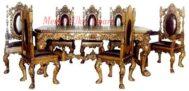 Meja Makan Raja