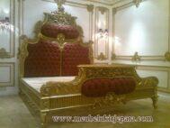 Tempat Tidur Ratu Mewah MU-TT42
