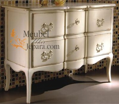 MU-BD21 Drawer Cabinet French Style