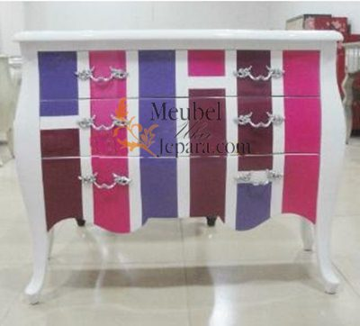 MU-BD26 Drawer Bombay Chest 3