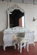 Meja Rias Mewah Racoco MU-MR39