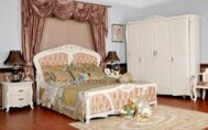 Kamar Set modern French Style MU-KS77