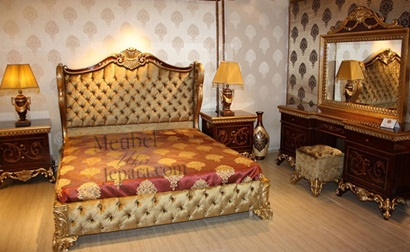 MU-KS96 model kamar set pengantin