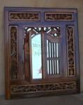 Cermin Krepyak Jati Jepara MU-PC01