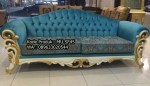 Sofa Mewah Jok Blue MU-SF45