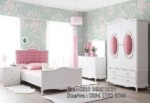 Kamar Set Anak Ukiran Cat Duco MU KS97