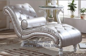 Sofa Santai Model Klasik Mewah MU-KS75